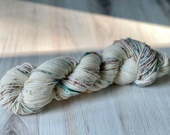 Cocktail Hour- hand dyed DK 100% merino yarn