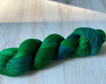 Archer - Hand dyed sock yarn 85/15 merino/nylon blen