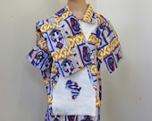 Boys ANKARA SET, Dashiki, Kids Ankara Set, African Kids Outfit, African Clothes, Ankara Fashion, African Style