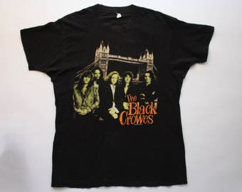 The Black Crowes Shake Your Money Maker World Tour T-shirt
