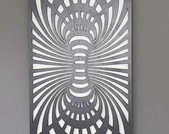 Abstract Wall Art, Vertical Wall Art, Horizontal Wall Art, Modern Design, Line Wall Art, Minimal Wall Art