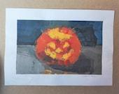 Paintings from the Real, Pumpkin Halloween n 2