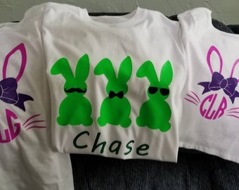 Easter shirts!