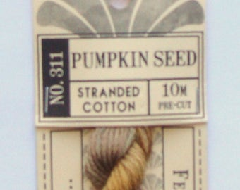 Cottage Garden Thread - 311 Pumpkin Seed