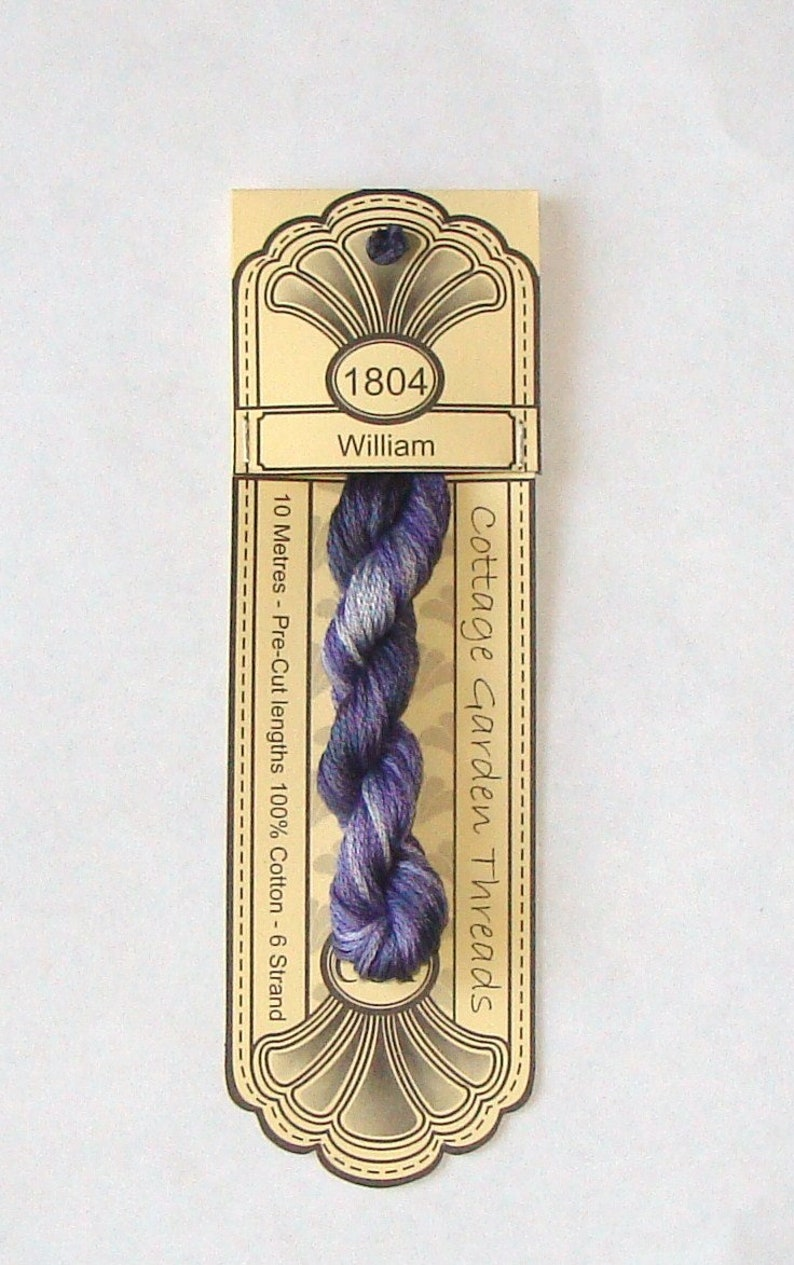 1804 William Cottage Garden Thread