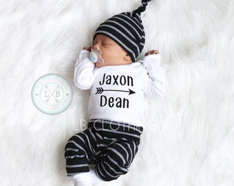 645be1f76f36 Baby boy coming home outfit winter