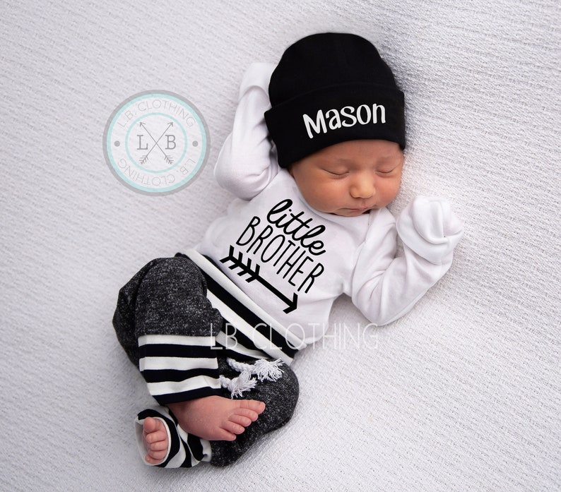 07a6e61d37d9 Newborn Boy Coming Home Outfit Baby Boy Take Home Outfit