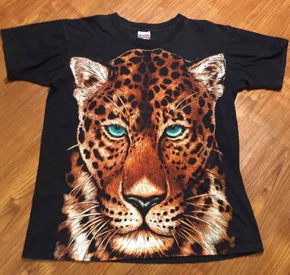Leopard Animal Print T Shirt