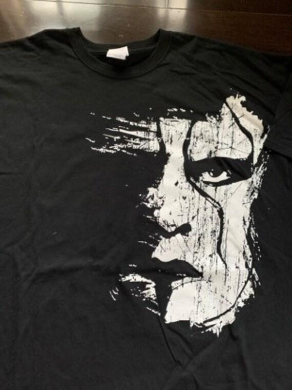 00s Impact Wrestling Sting T Shirt