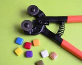 Mosaic Tools For making mosaics Diy mosaic art Mosaic projects Glass mosaic tiles Two-wheeled nipper