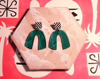 Nixy Acrylic Earrings