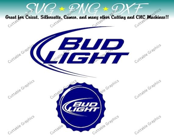 Bud Light Logo Vector SVG PNG DXF