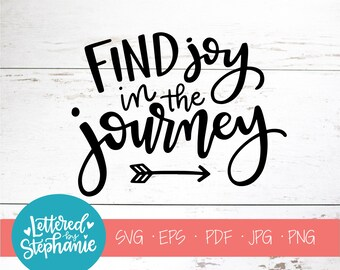Joy In The Journey Etsy