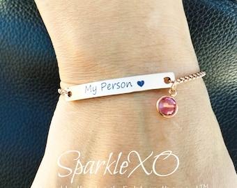d1d9c22b17899 Personalized bracelet | Etsy