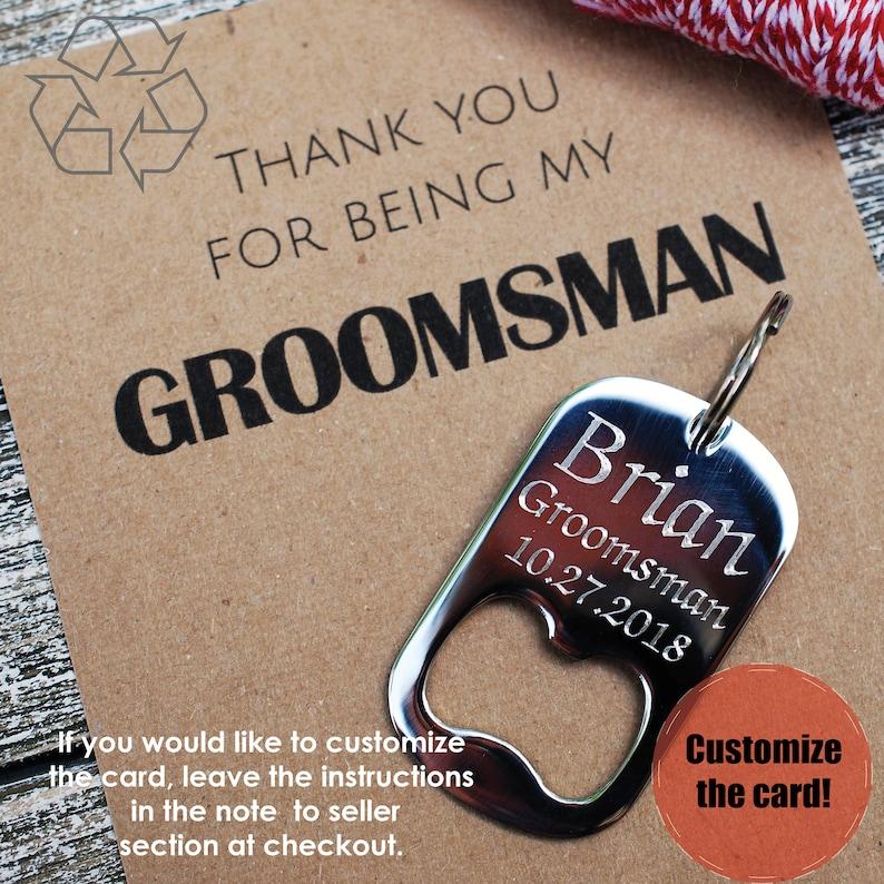 814069b1a6c5 Wedding Party Favors Groomsmen Gift Groomsmen Proposal