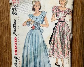 Tejer patrón Señoras Chaqueta de punto Diseño de Vieira//Chevron 1940s.