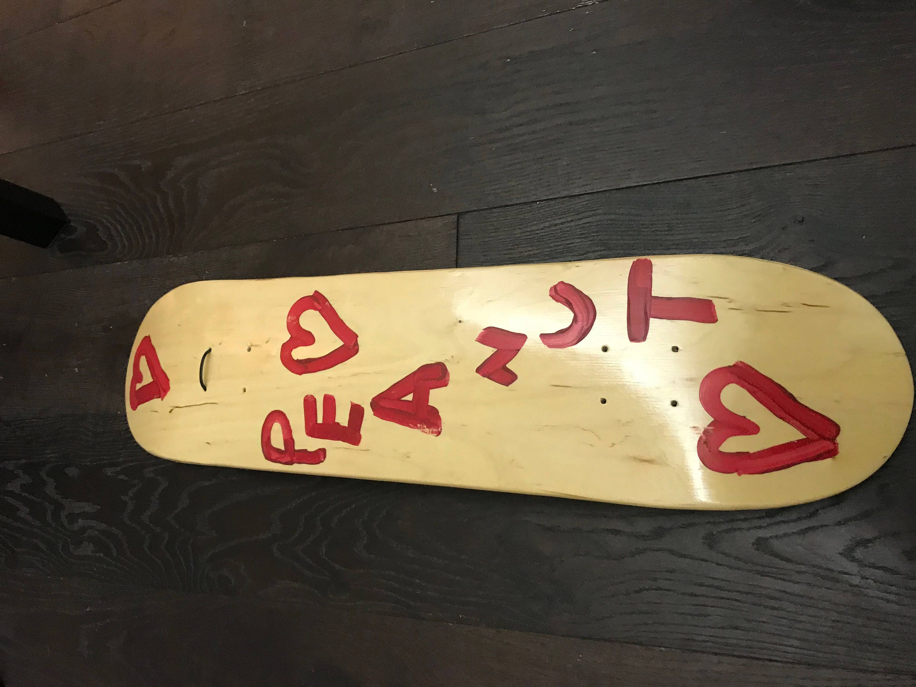 chad tepper hit board | Etsy