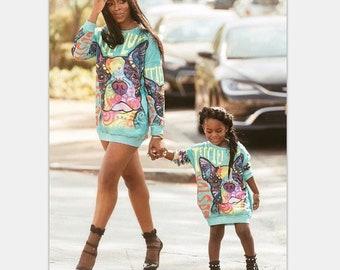 5f3ef8e555d Mommy + Me Streetwear Outfit