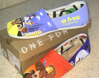 Custom Painted Shoes - Adult Sizes