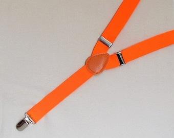 flourescent suspenders