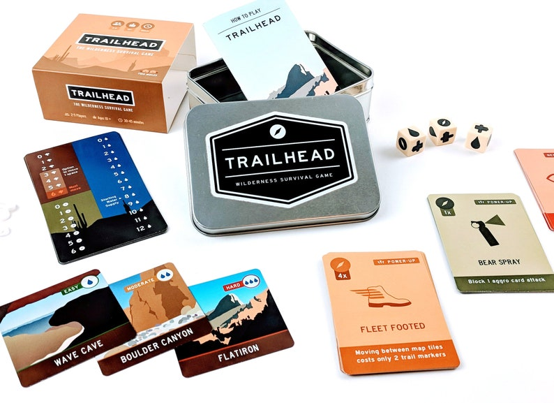 Trailhead  The Wilderness Survival Game image 0