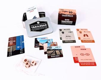 Trailhead - The Wilderness Survival Game