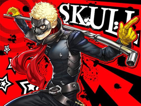 Persona 5 Skull Ryuji Pipe Weapon Kit