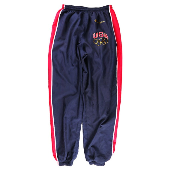 Vintage Olympics Team USA Champion Track Pants