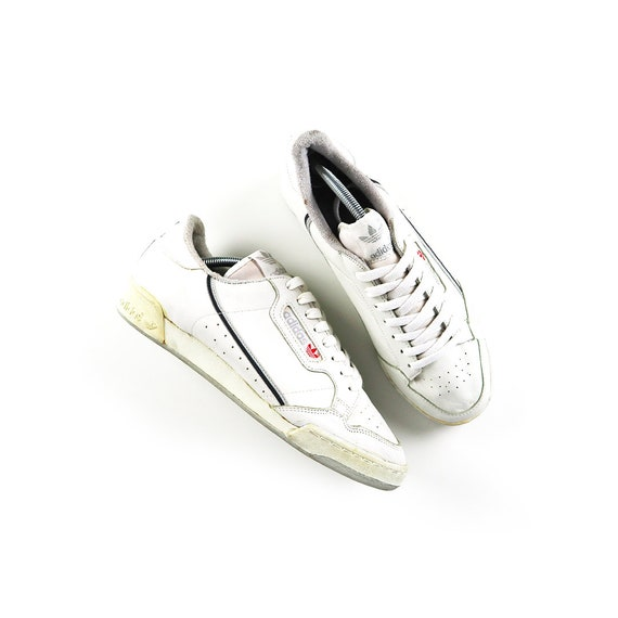 Vintage Adidas Continental Indoor Training Sneakers