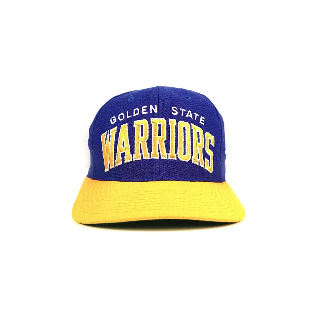 2b8b3c1f704 Vintage Golden State Warriors Starter Snapback Hat