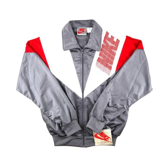 Vintage Nike Full Zip Track Jacket