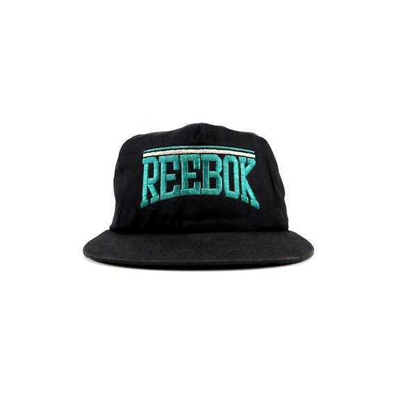 Vintage Reebok Adjustable Snapback Hat