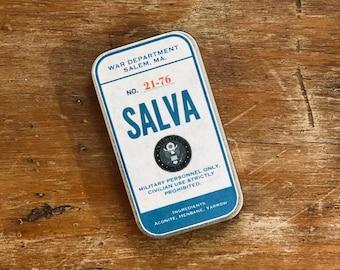 Motherland Fort Salem inspired Salva Tin