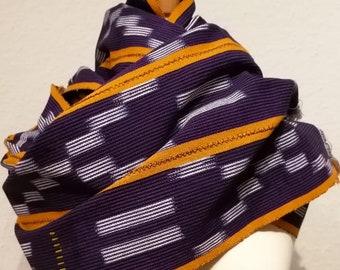 T-004 North Benin Natitingou width 39 cm  200 cm Woven loincloth