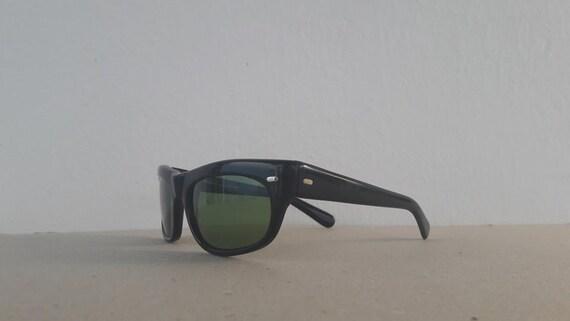 Original vintage 60s mens sunglasses - image 2