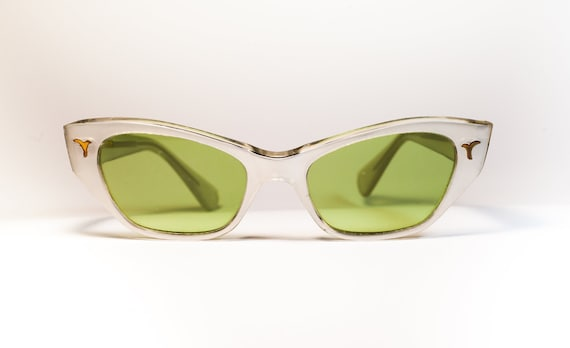 materiali di alta qualità reputazione prima la più grande selezione Occhiali da sole da donna SOLVAIL cateye vintage anni '60