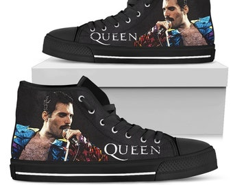 28816b9d83c Queen - Freddie Mercury shoes
