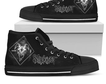 Hand Painted Linkin Park Converse All Star Low Top Sneakers
