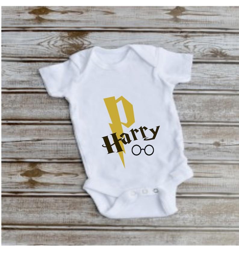 PERSONALISED surname name vest babygrow gift bodysuit baby boy girl clothes BG6