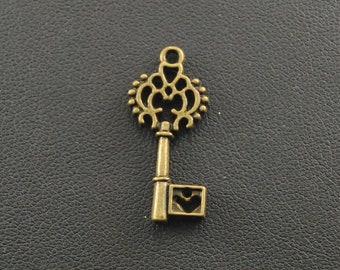 5 pcs Zinc Alloy Charm Pendants A0361