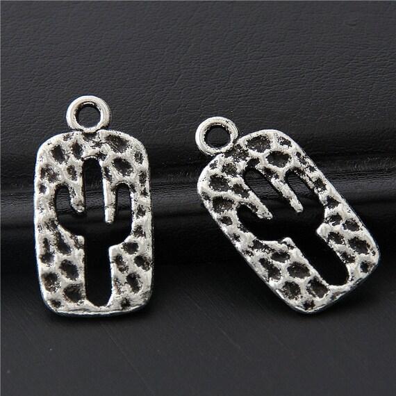 5 pieces Zinc Alloy Charm Pendants A0003