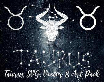 Taurus Zodiac Constellation, Taurus Horoscope, Celestial Art, Taurus Art, Zodiac Art, Taurus Constellation, Taurus Zodiac, Taurus Star Sign