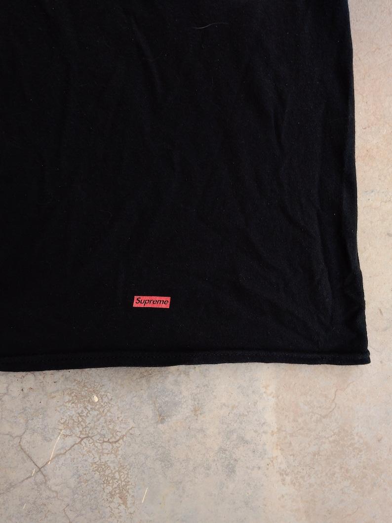 1 shirt Supreme Hanes Tagless Small Box Logo Tee Shirt