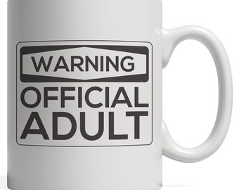 Official Adult B Day Mug