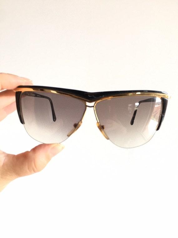 Valentino Garavani Sunglasses 80s mod. 562 S4 Made