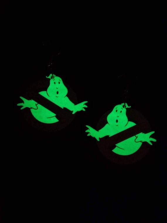 Ghost Busters Ghostbusters  Movie  Marshmallow Man  Earrings