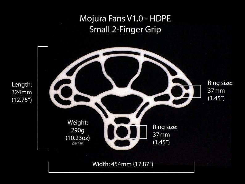 HDPE Practice Tech Fans Mojura Fans V1.0