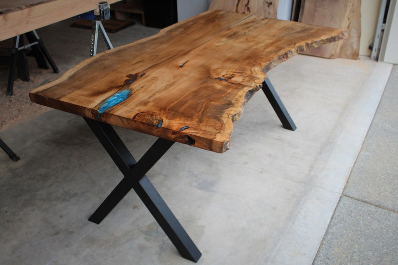 Live Edge Table   Office Desk   Slab Table   Live Edge Wood    04928efaa
