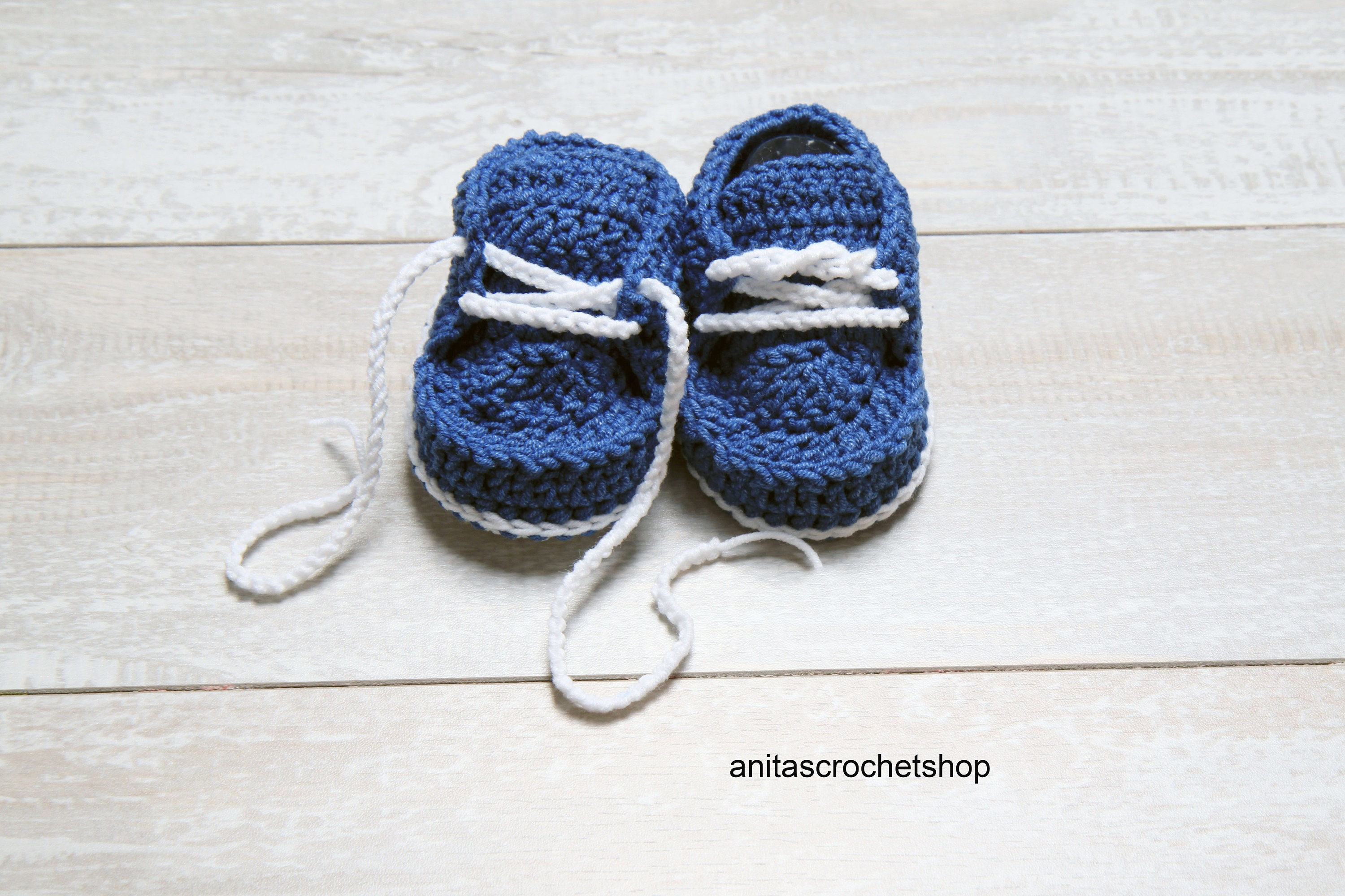 Newborn Baby Shoes For Boy Crochet Baby Shoes For Baby Boy Etsy