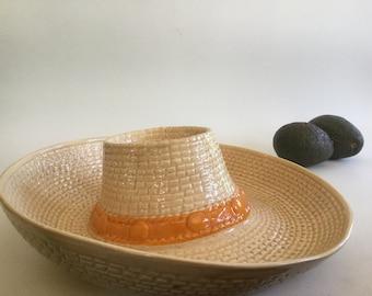 Sombrero Chip Bowl Etsy
